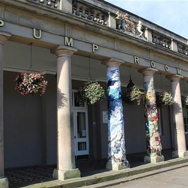 Royal Lemington Spa Day Trip