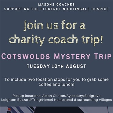 Cotswolds Mystery Trip