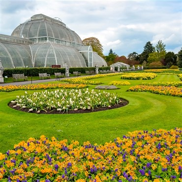 Kew Gardens May 2021