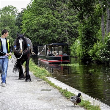 Kennet - Horse Drawn Canal Boat