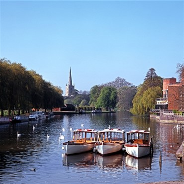 Stratford Upon Avon - River Cruise & Lunch