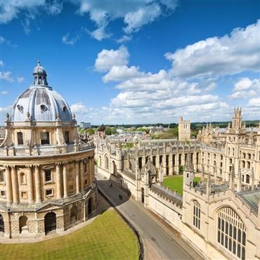 Oxford Day Trip