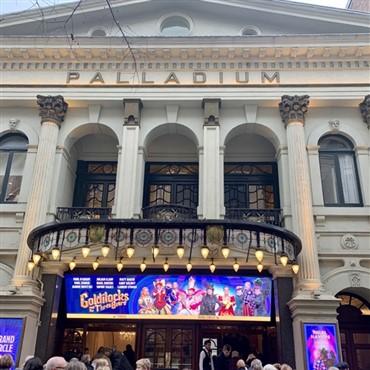 Pantomime at the London Palladium Date & Price TBC
