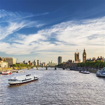 London River Cruise + Pie and Mash