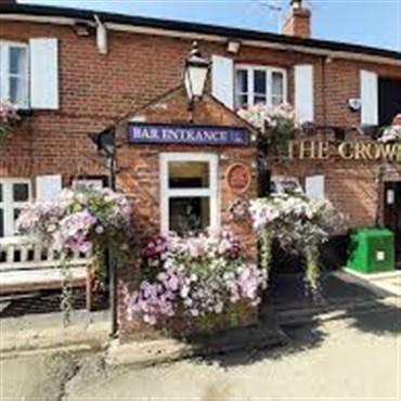 June Lunch Club - The Crown, Shillington