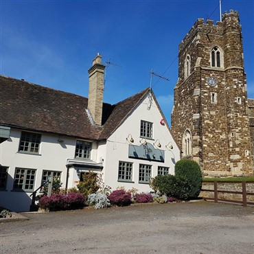 October Lunch Club - The White Hart, Flitton